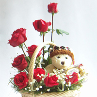 Send Flower to Bangkok